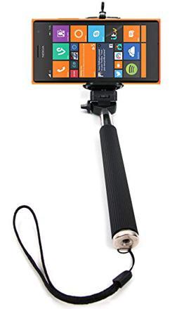 perche selfie nokia lumia