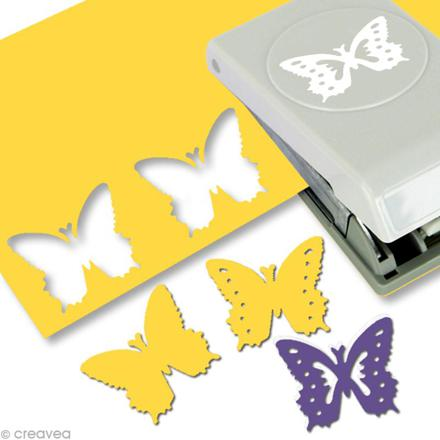 perforatrice papillon