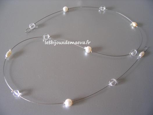 perles cheveux mariage