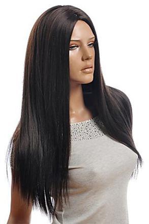 perruque femme synthetique