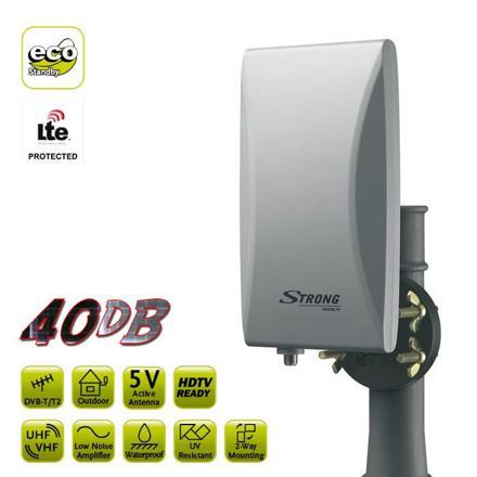 petite antenne tv extérieure