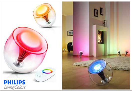 philips lumiere couleur