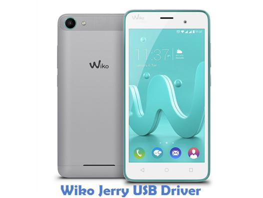pilote wiko jerry