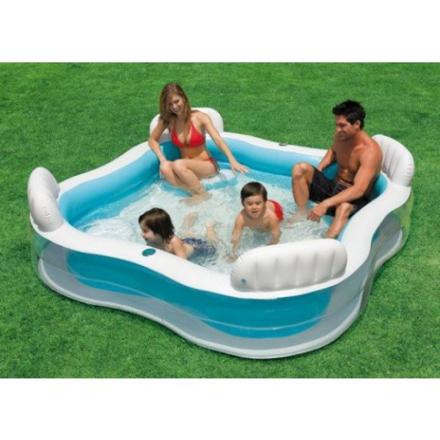 piscine gonflable familiale intex