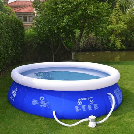 piscine hors sol gonflable