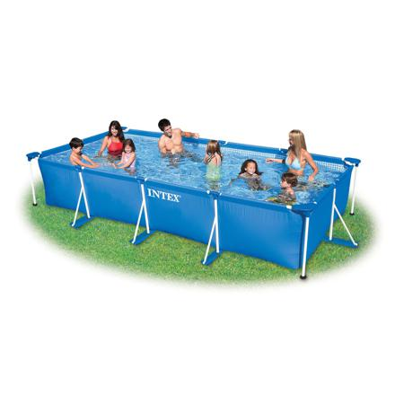 piscine intex hors sol rectangulaire