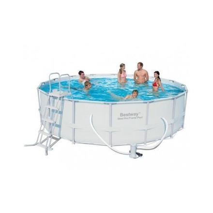 piscine tubulaire bestway ronde