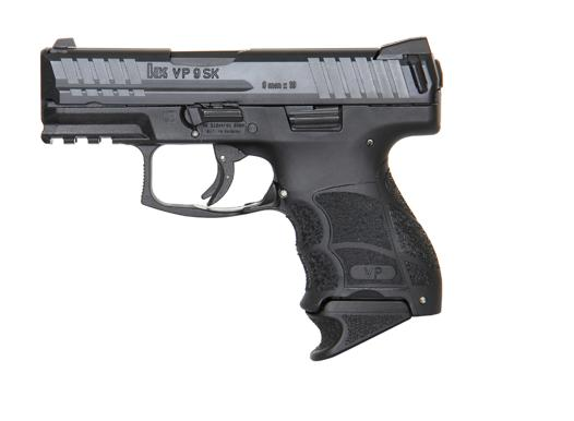 pistolet compact 9mm