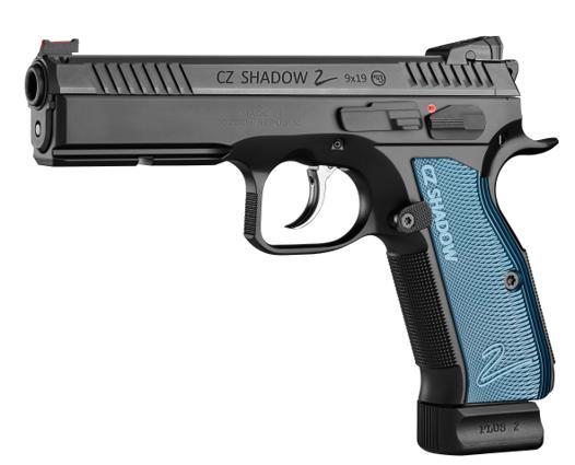 pistolet cz