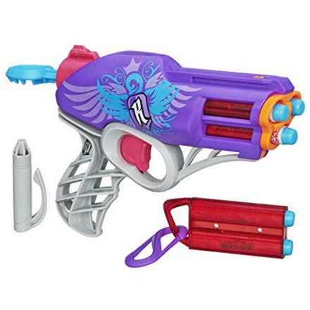 pistolet nerf fille
