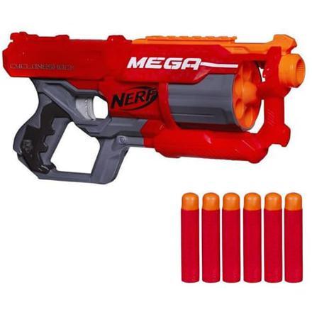 pistolet nerf mega elite