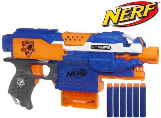 pistolet nerf stryfe