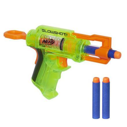 pistolet nerf vert