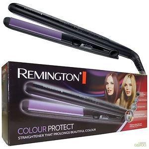 plaque a cheveux remington