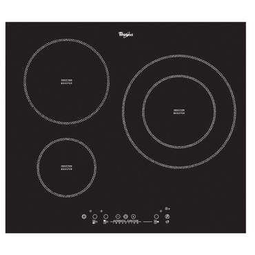 plaque induction 3 feux