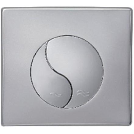plaque poussoir wc suspendu
