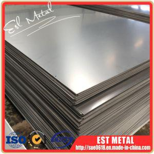 plaque titanium