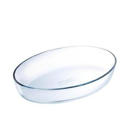 plat a four en verre