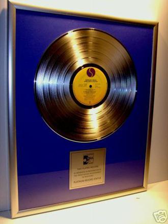 platin vinyle