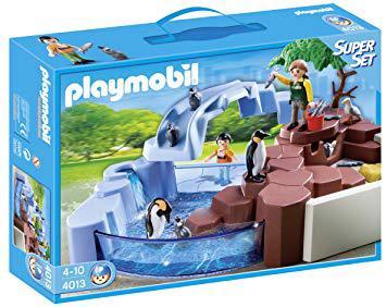 playmobil bassin