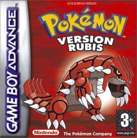 pokemon rouge rubis