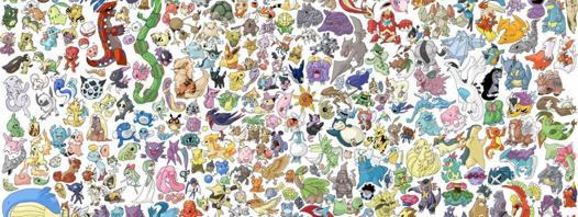 pokemon xy tout les pokemon