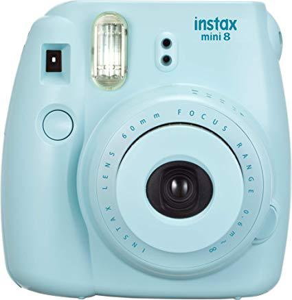 polaroid instax mini 8 bleu