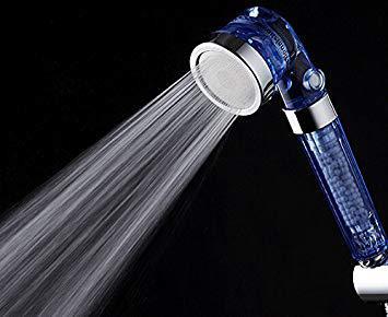 pommeau de douche pression