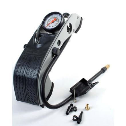 pompe à pied michelin avec manomètre homologué