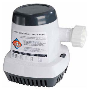 pompe de cale automatique 220v