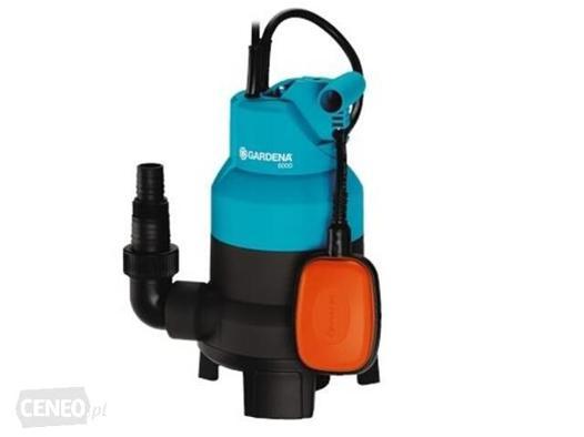 pompe gardena 6000