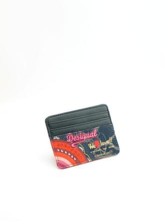 porte carte femme desigual