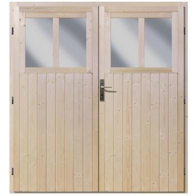 porte pour cabane de jardin