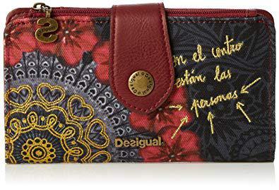 portefeuille femme desigual