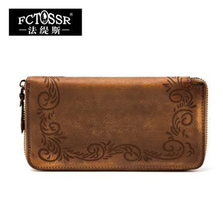 portefeuille femme vintage