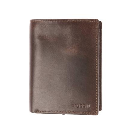 portefeuille homme cuir fossil