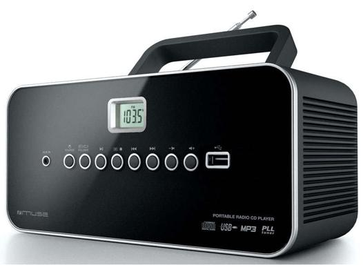 poste radio usb portable