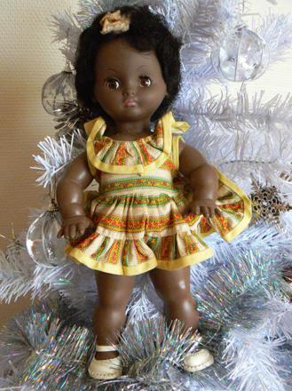 poupée bella noire