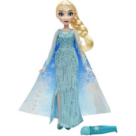 poupées reine des neiges