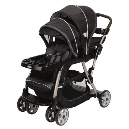 pousette double graco