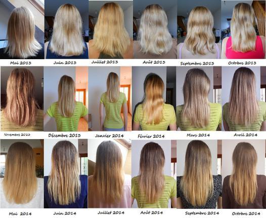 pousse les cheveux
