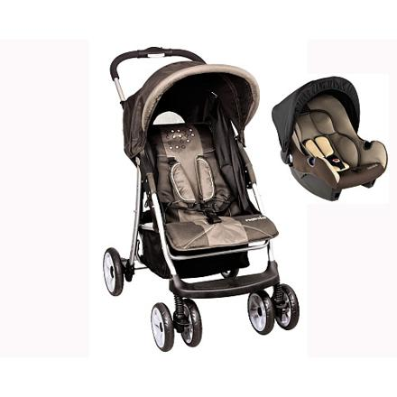poussette travel system