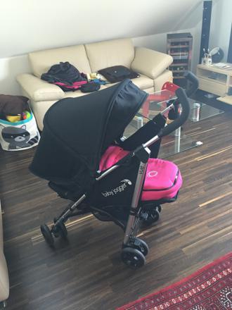 poussette vue baby jogger
