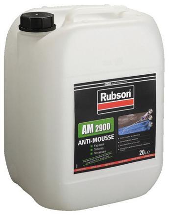 produit anti mousse toiture rubson