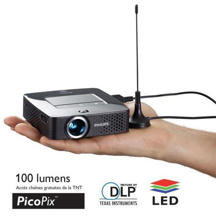 projecteur de poche philips
