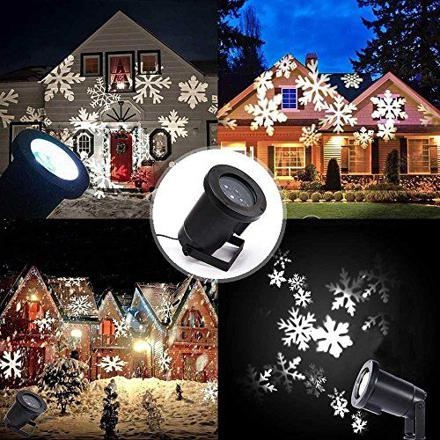 projecteur led noel