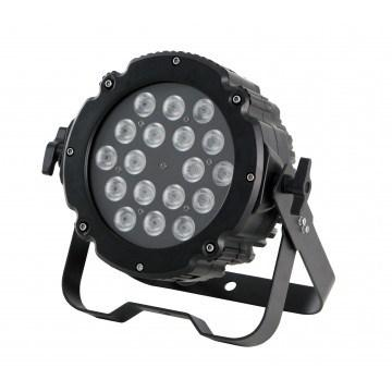 projecteur led rgbw