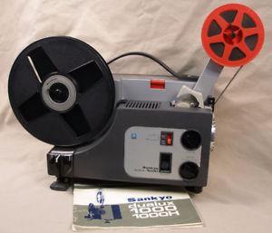 projecteur pour film super 8