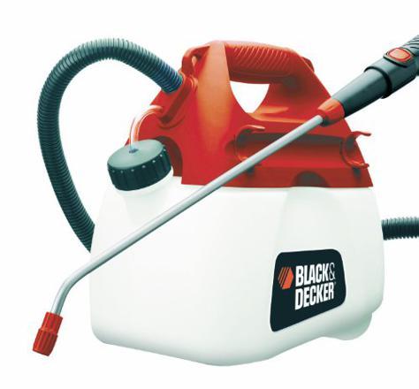 pulvérisateur électrique black et decker