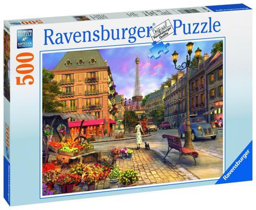 puzzle 500 pièces ravensburger